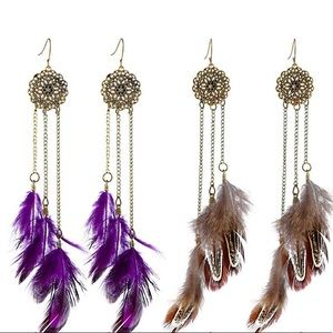 Free People Earrings Bundle